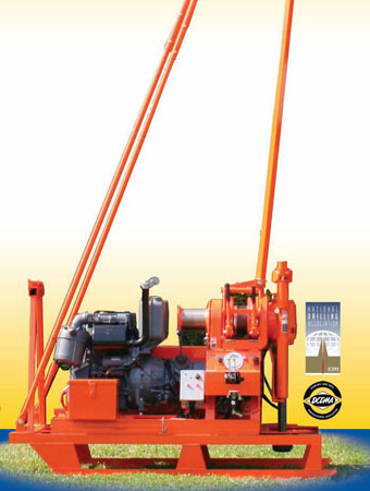 ACE Diamond core drilling rigs from Acker Drill Company