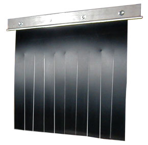 Dust Curtains  from ASGCO