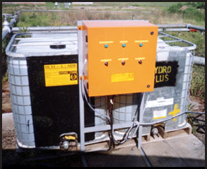 Hydro Plus dust control from Dust-a-Side