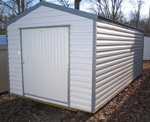 Aluminum Portable Buildings from G.P.B, Inc.