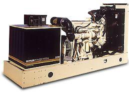 Generator Power Systems from Kraft Power Corporation