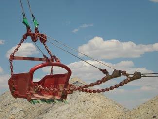 Mining Draglines from ESCO Corporation