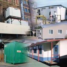 Portable Buildings from Coates Hire