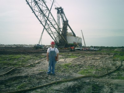 Dragline from Hartline Supply, Incorporated