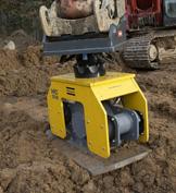 HC-Hydraulic Compactors from Atlas Copco