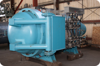 Glass Bonding Autoclave from Taricco Corporation