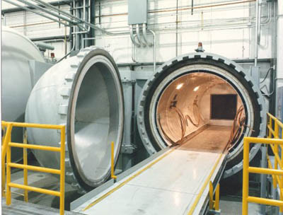 Composite autoclaves  from ASC Process Systems
