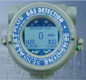 SensAlert Plus Gas Detector from Sensidyne, LP