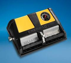 XA-series Air Driven Hydraulic Pumps from ENERPAC