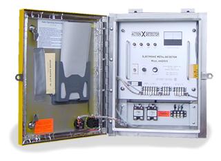 Metal Detectors from Action Equipment Company, Inc