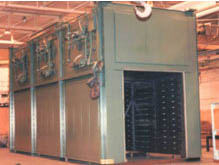 Aging Furnace from Ajax Tocco Magnethermic