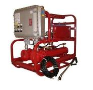 Hot Water High Pressure Washers from Sioux Corporation