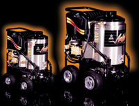 Portable Pressure Washers from Aaladin Cleaning Systems