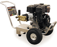 CA Series Aluminum Pressure Washer from Mi-T-M Corp.