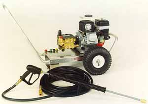 Direct Drive Pressure Washer from Triple R Specialty