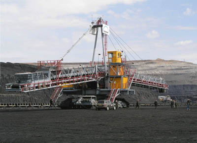 Mobile Transfer Conveyors from TENOVA