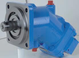 MA Series Hydraulic Motors from HYDRO LEDUC L.P.