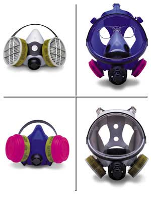 PAPR Air Purifying Respirators from American Airworks