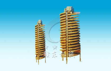 Spiral Concentrator from Jiangxi Gandong Mining Equipment Machinery Manufacturer Factory