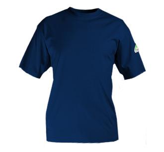 Cotton Short Sleeve T-Shirt from Flamesafe Workwear
