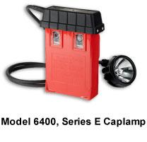 Series E (6400) Cap Lamp from Koehler, Inc