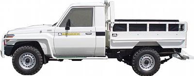 Toyota Landcruiser from Miller Technology Inc.