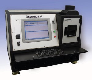 Oil Analysis Optical Spectrometer for Wear Particle Analysis -  Spectroil M/C-W from Spectro Inc.