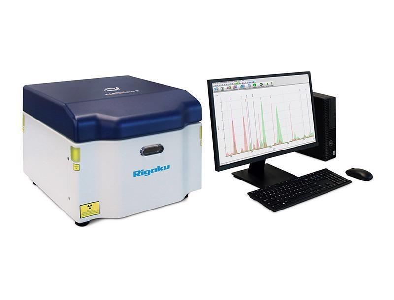 NEX CG II Cartesian-Geometry EDXRF Spectrometer