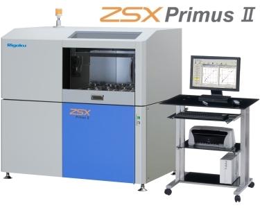 ZSX Primus II Tube-Above WDXRF Spectrometer