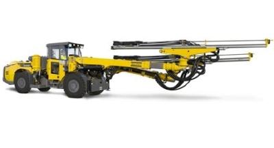 Boomer E2 C Hydraulic Face Drilling Rig from Atlas Copco