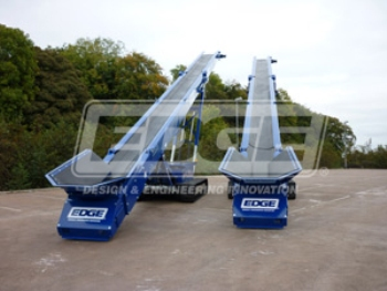 The TS50 Track Driven Conveyor from Edge Innovate