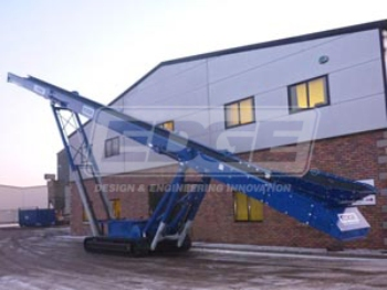 The TS80 Track Driven Conveyor from Edge Innovate