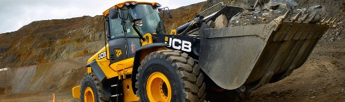 New JCB 457 HT Front End Loader with Cutting Edge Technology
