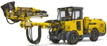 Long-Hole Drilling Rig Simba S7 D from Atlas Copco