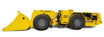 Scooptram ST1520LP Underground Mine Loader by Atlas Copco