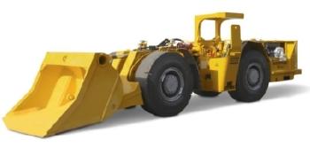 Scooptram ST3.5 Underground Mine Loader by Atlas Copco