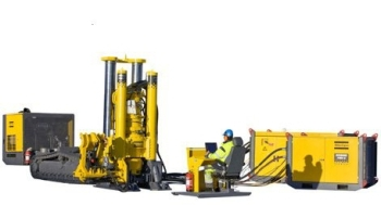 High Torque Raise Boring Rig for Medium Sized Raise Drilling – Robbins 73RH C High Torque