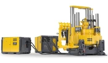 Low Profile Raise Boring Modular Rig – The Robbins 91RH C from Atlas Copco