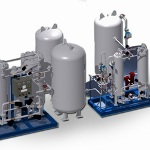 Angstrom Advanced Nitrogen/Oxygen Generator by Pressure Swing Adsorption (PSA)