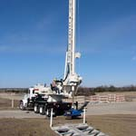 800 Auger Drills from TEREX Corporation