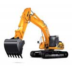 JS330XD Excavators from JCB North America
