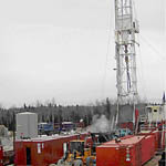 Rig 625 Oil Drilling Rigs from Savanna Energy Services Corp