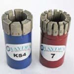 Impregnated Bits from Hayden Diamond Bit Industries Ltd