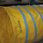 SPIRAL REINFORCED DUCTING from Rocvent Inc.