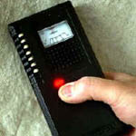 DX-1 Pocket Geiger Counter from Mineralab, LLC