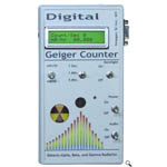 Digital Geiger Counter from Images SI Inc