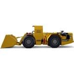 ST2G Underground loader from Atlas Copco