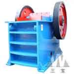 Jaw Crusher from Mingshan Luqiao Machinery Manufacturing Co., Ltd.