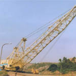 W2000 WALKING DRAGLINE from BEML