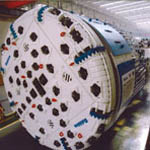 Tunnel Boring Machines from Robbins Company